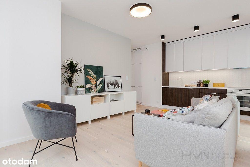Nowy apartament na Mokotowie.