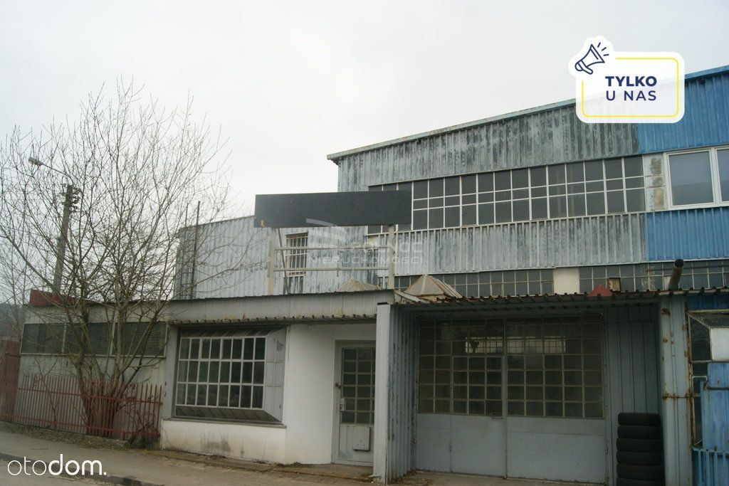 Obiekt przemysłowy 474 m2