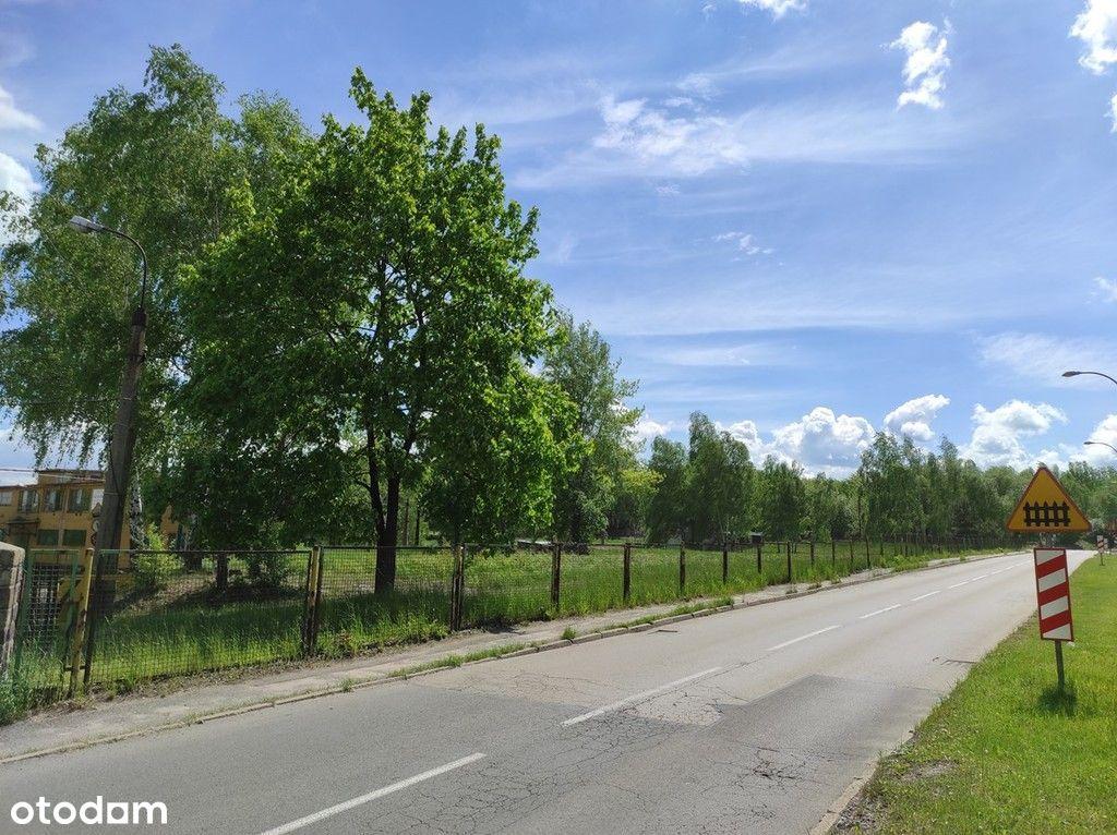 Działka, 4 758 m², Chorzów