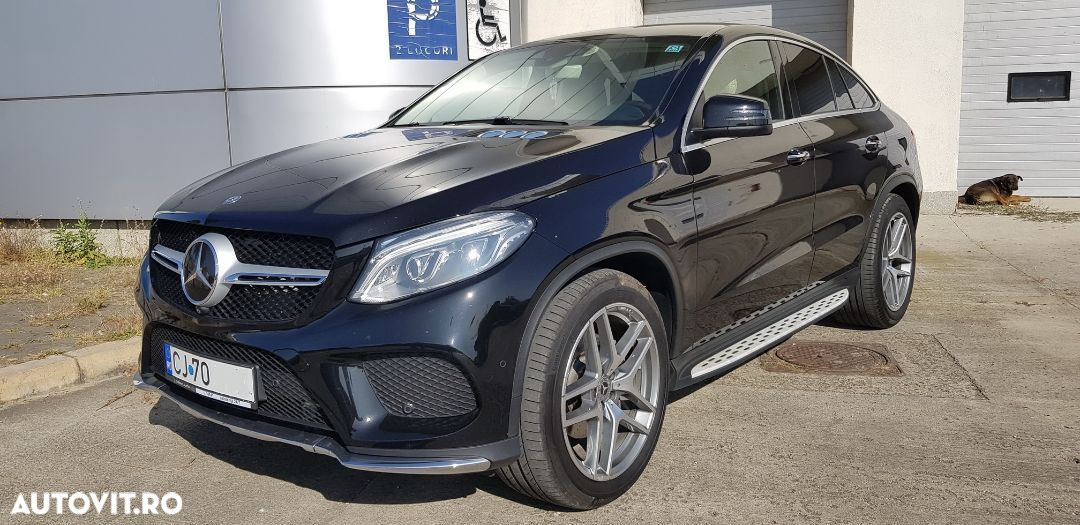 Mercedes-Benz GLE Coupe 350 - 19