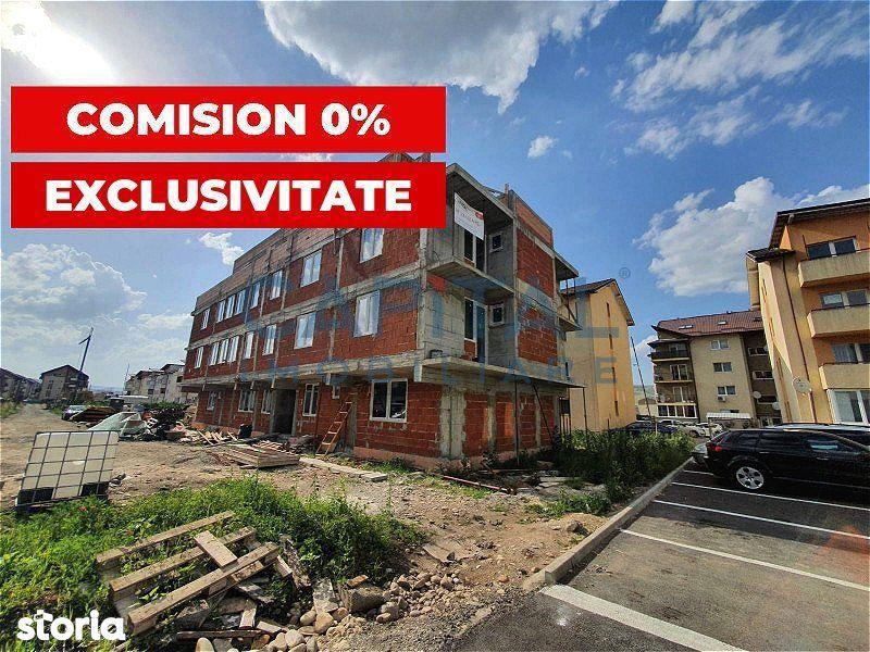 COMISION 0! Vanzare apartament 2 camere decomandat, Floresti