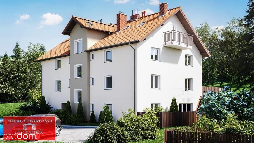 NOWY apartament w Kowarach - M2 A o pow. 33,80 m2