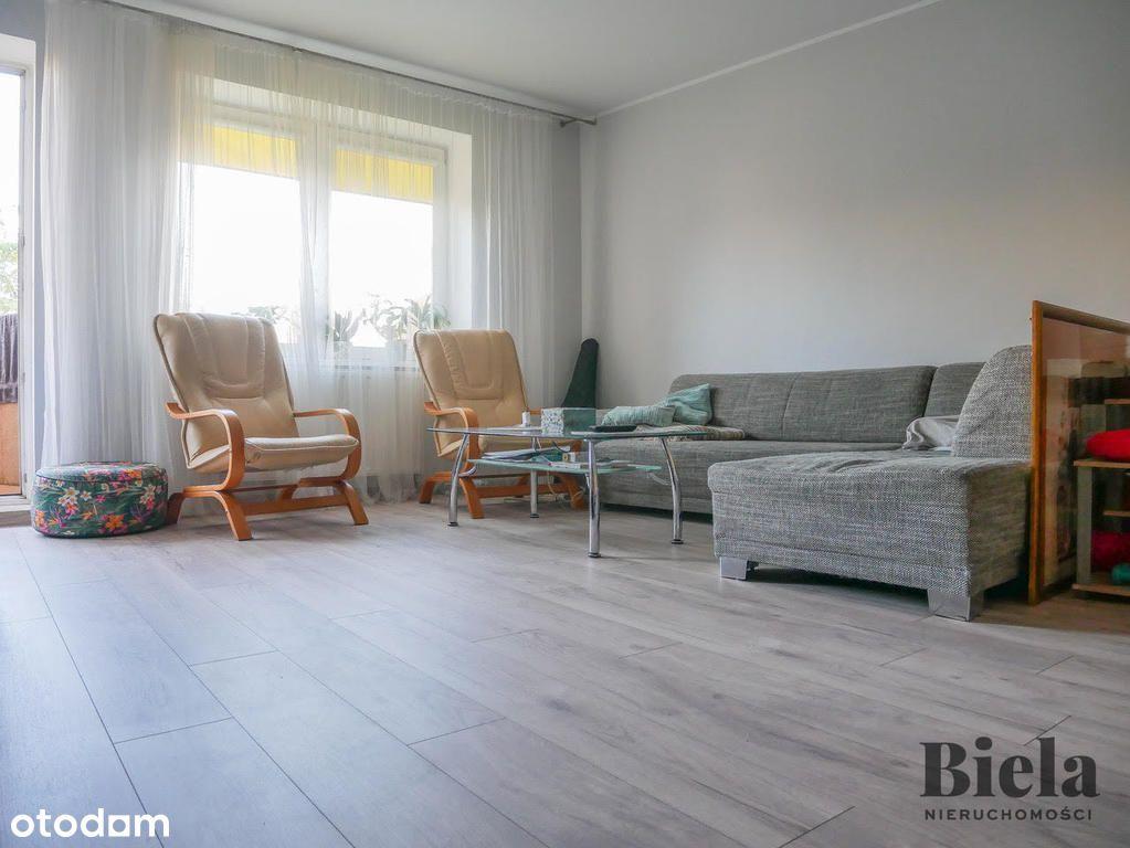 2 pokoje 58m2 + balkon + piwnica - Żeromskiego