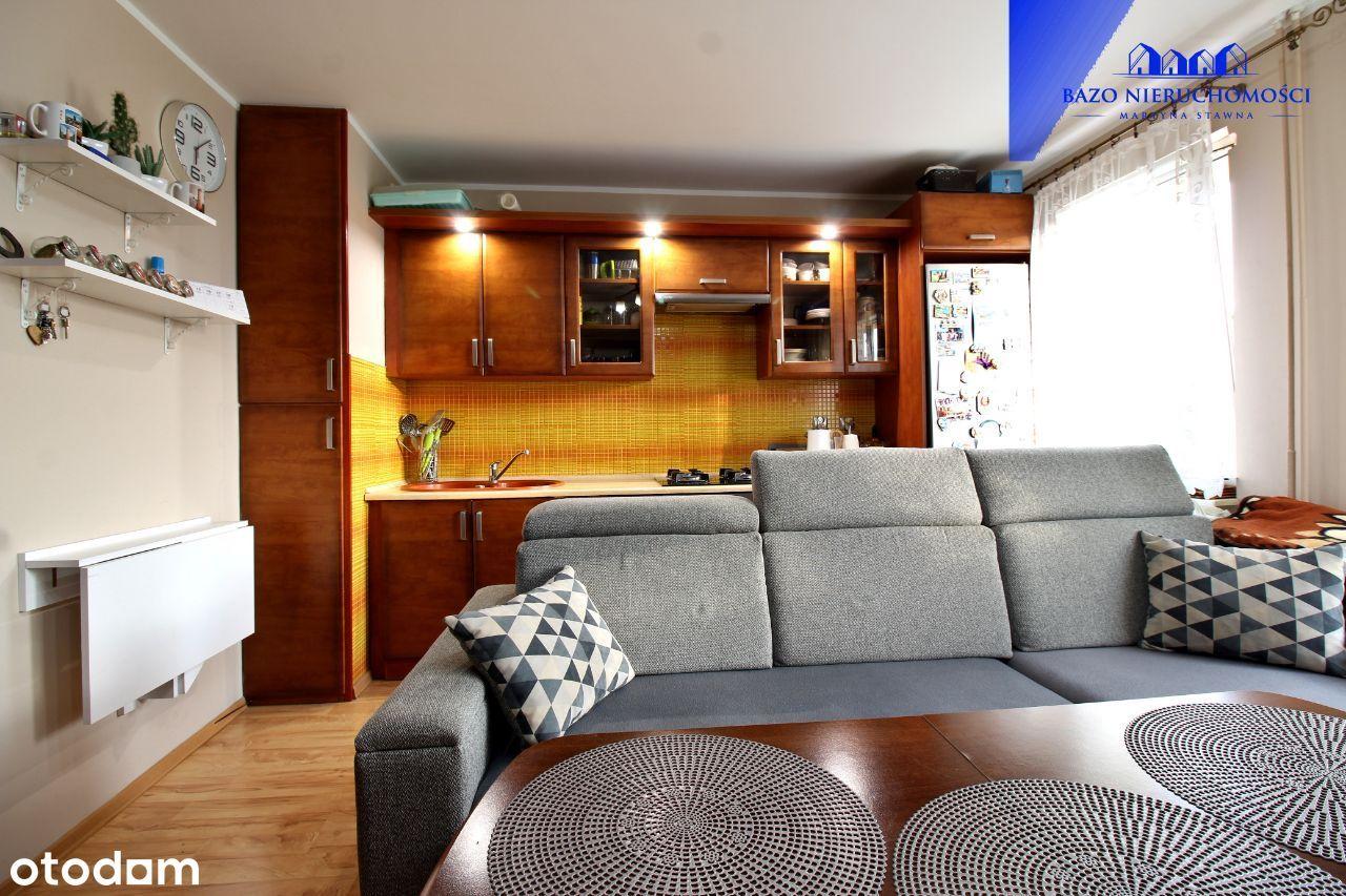 2 pokojowe mieszkanie z wyposażeniem Kościan