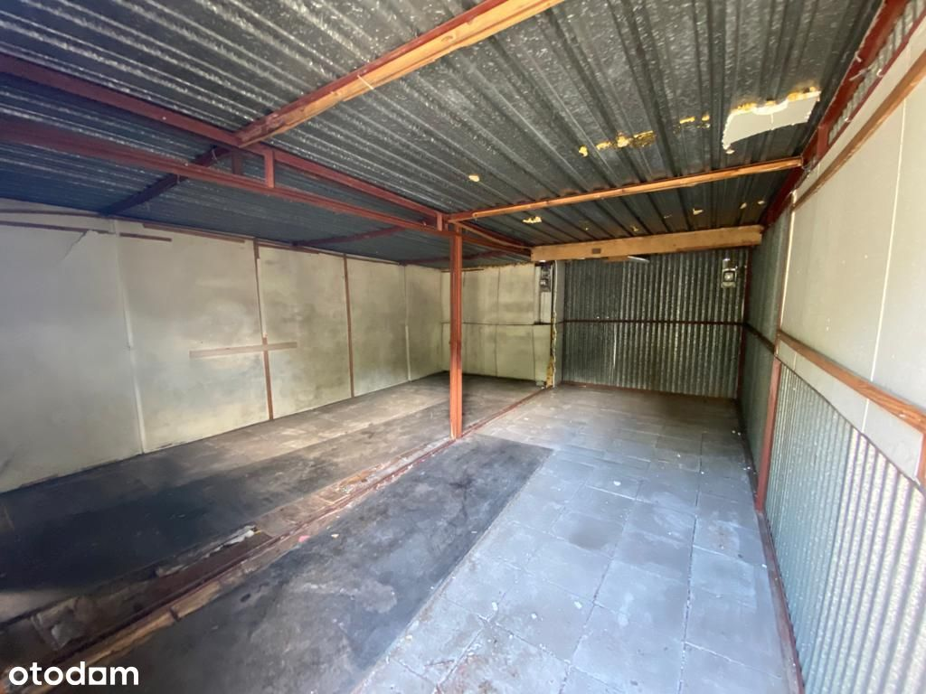 Boksy-garaże