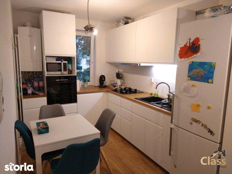 Apartament 3 camere   Mobilat modern   61 mpu   Zona Iulius Mall   Ghe