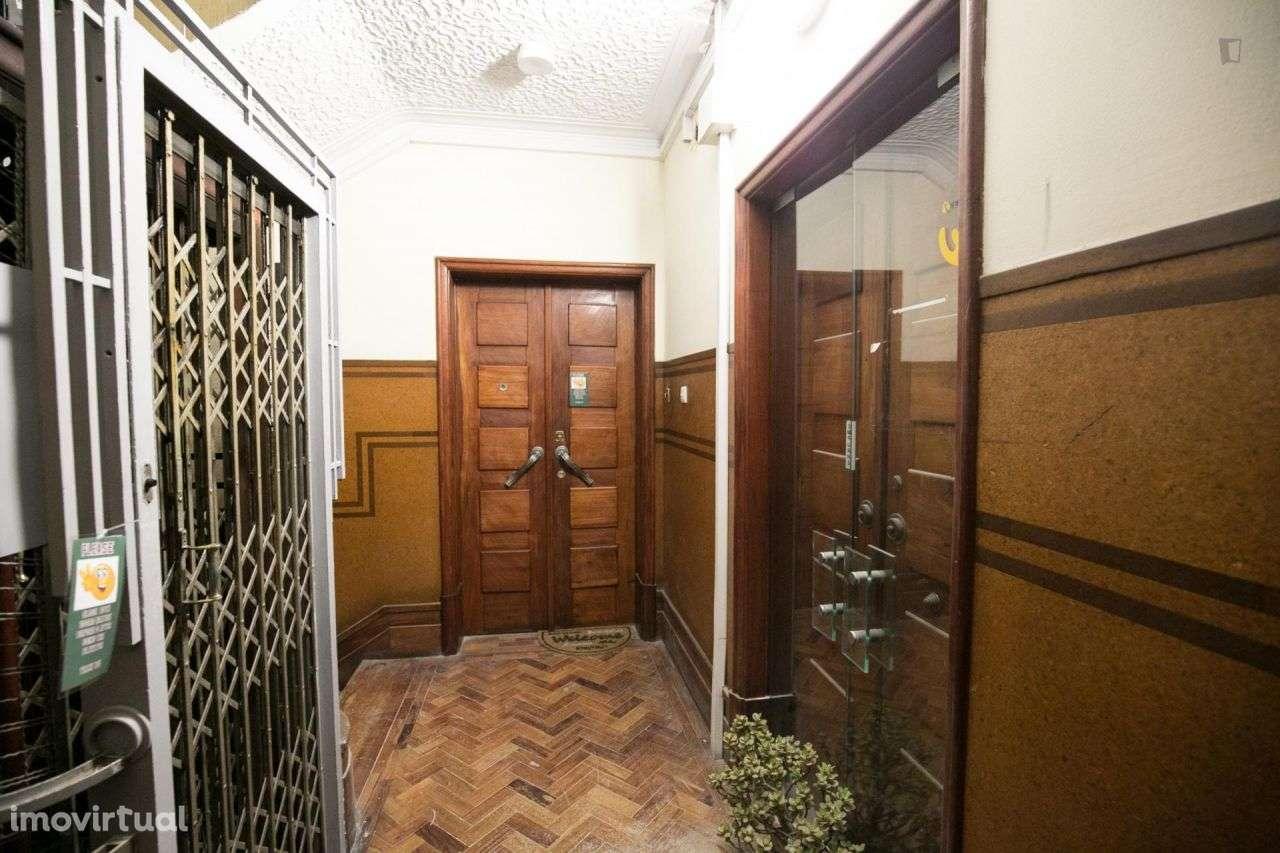 Quarto para arrendar, Avenidas Novas, Lisboa - Foto 14