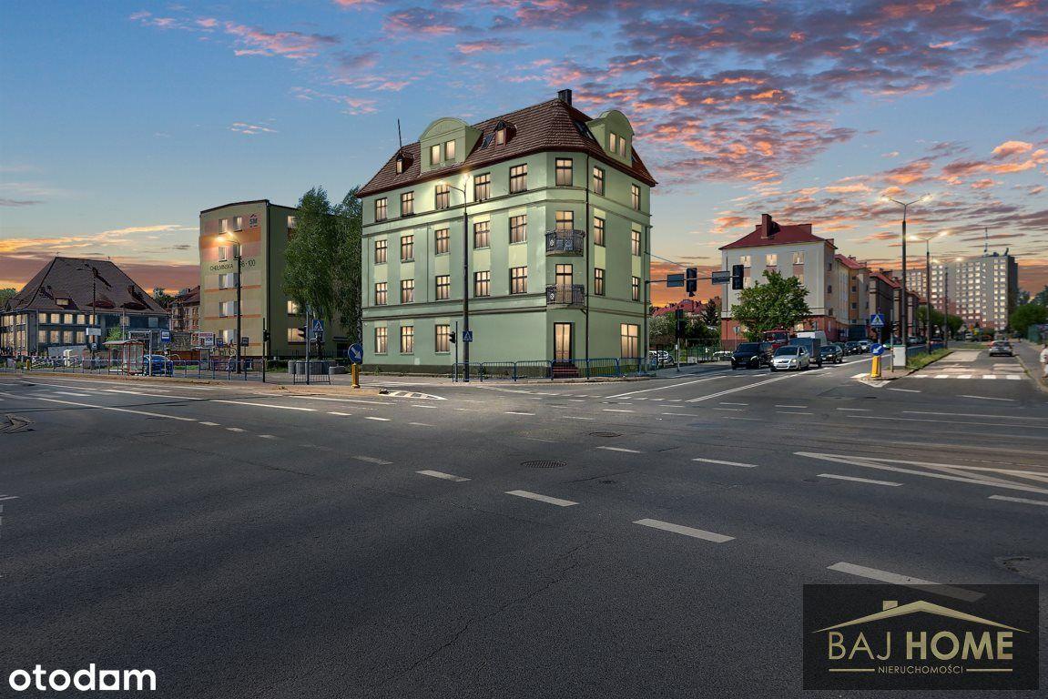 Mieszkanie w kamienicy przy ul. Bydgoskiej 11.