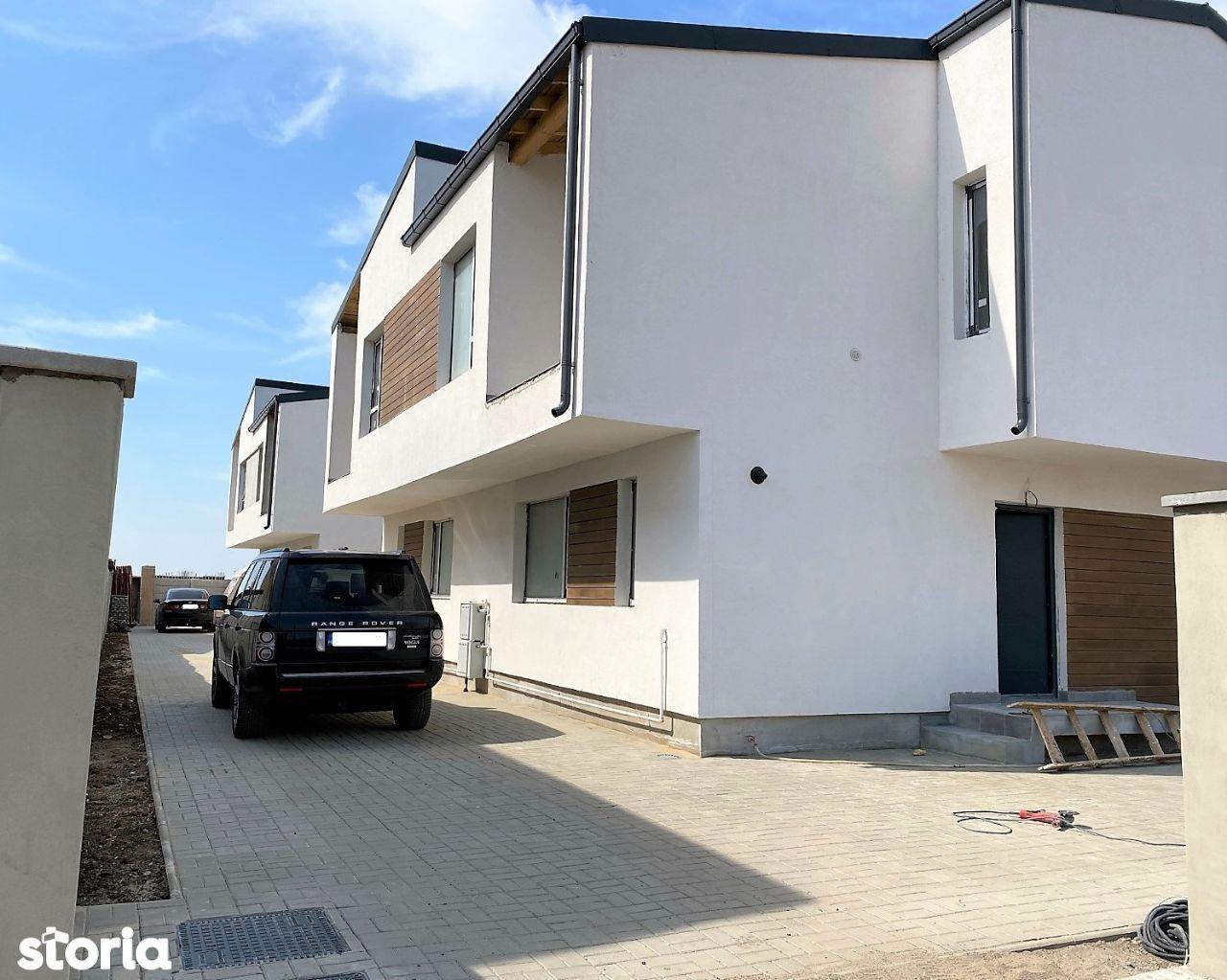 Vila P+1, no. 1, Tunari, tip duplex, premium, comision 0%