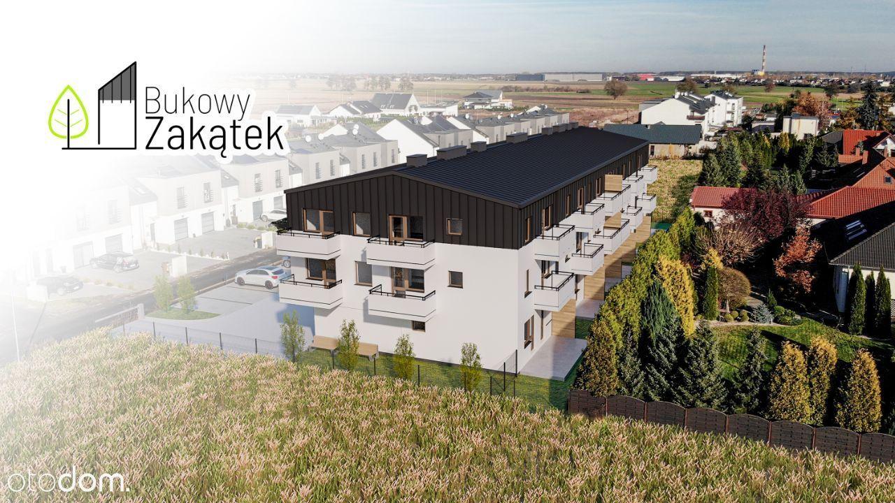 Nowe Mieszkanie Bukowy Zakątek M2.17