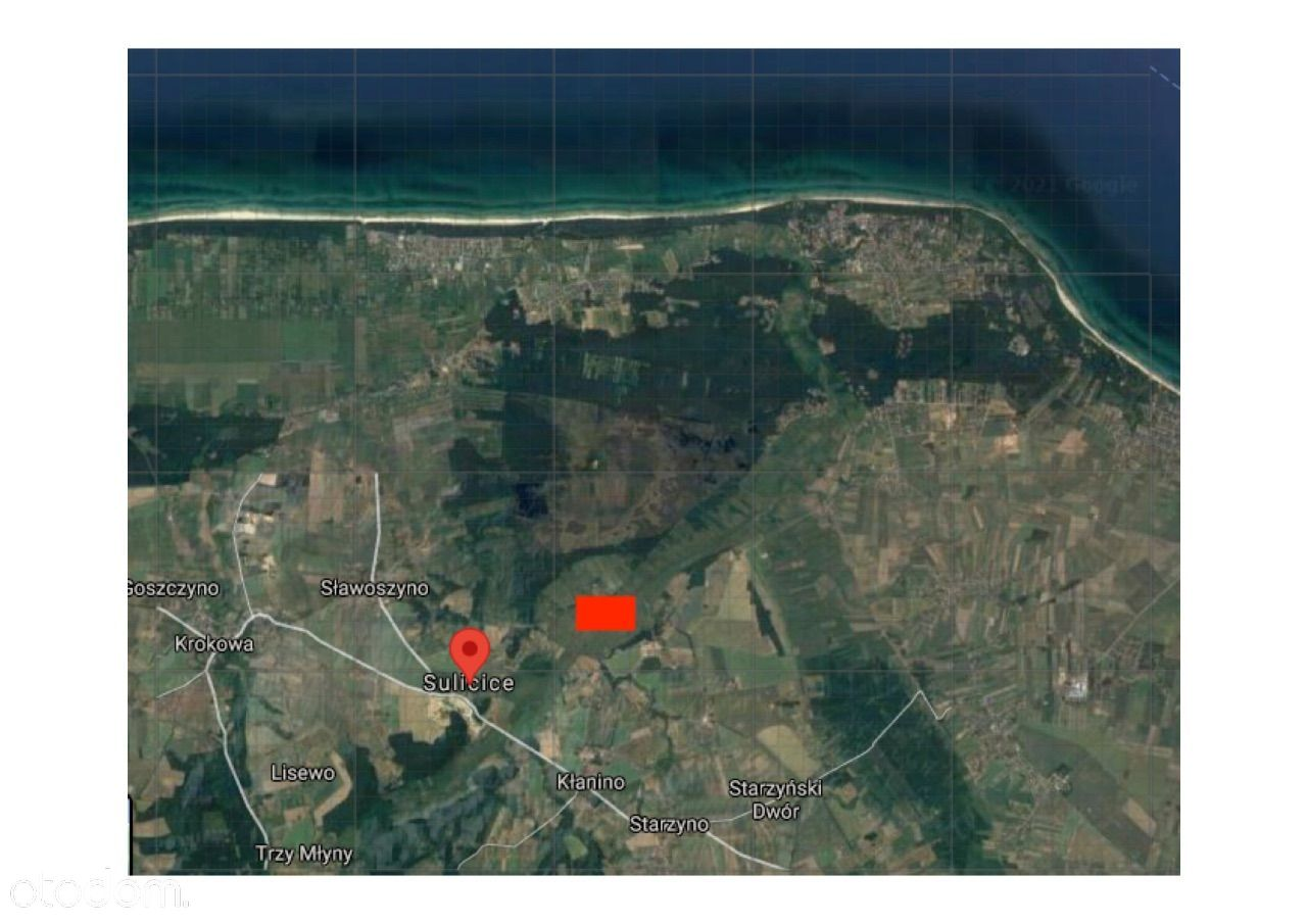 Sulicice - działka rolna 5600 m2