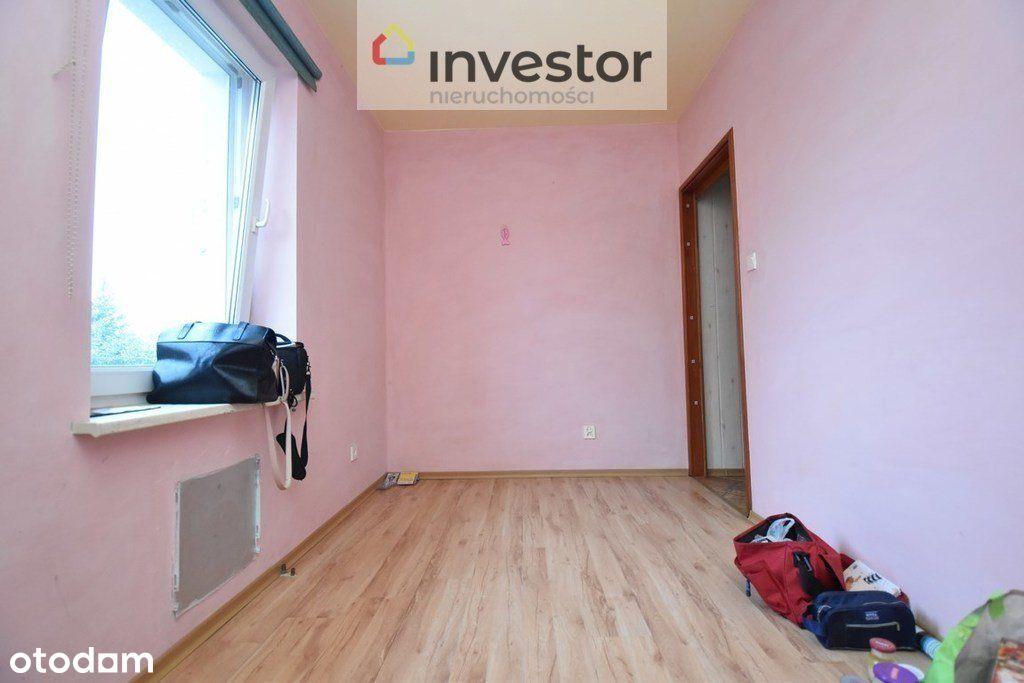 I piętro, 4 pokoje, 63 m2, ogród, 3 piwnice Namysł