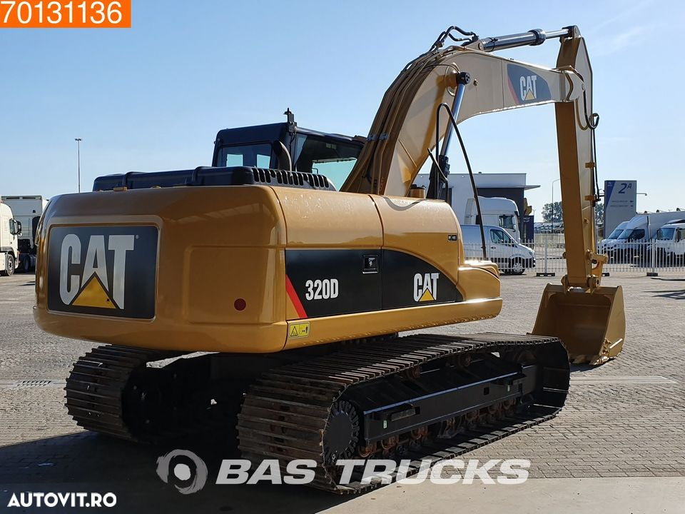 Caterpillar 320D NEW UNUSED - 4 units available - 5
