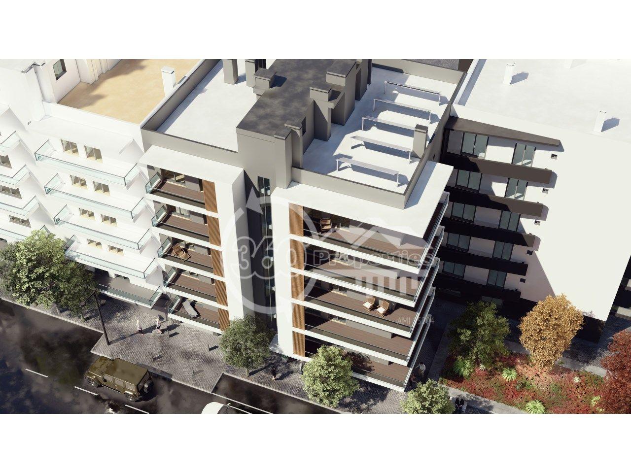 Apartamentos T3 Novos em Faro, Linhas Modernas e alta Tecnologia