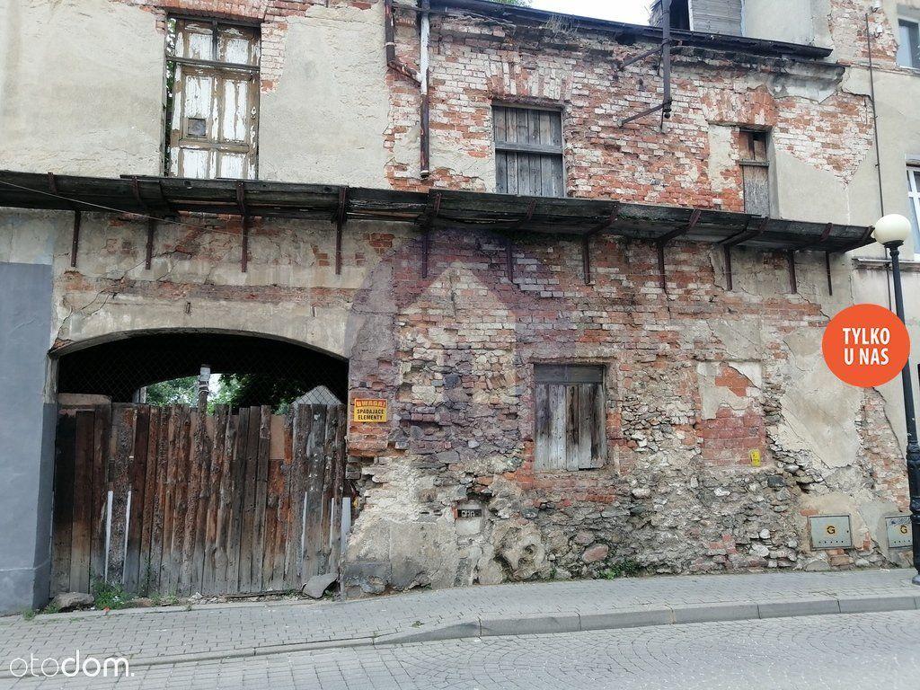 Okazja: Kamienica z działką w Dzierżoniowie