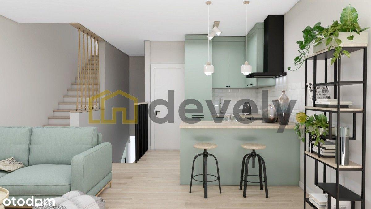 Gotowe umeblowane mieszkanie z miejscem postojowym