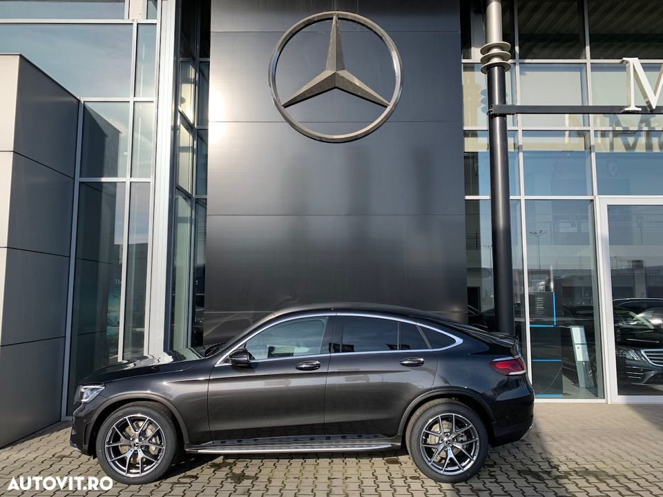 Mercedes-Benz GLC Coupe 220 - 1