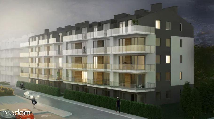 Mieszkanie w inwestycji Nowa Wiejska, M13