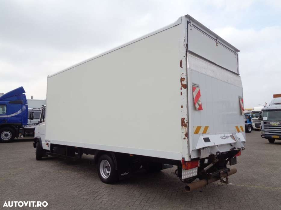 Mercedes-Benz Vario 816D + Manual + Lift - 4