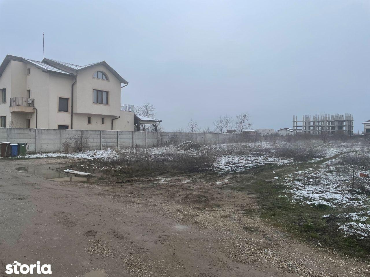 Teren Constructie Casa, Intravilan, PUZ - Sisesti, Sectorul 1