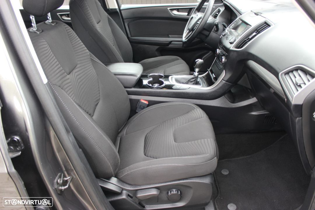 Ford S-Max 2.0 TDCi Trend - 3