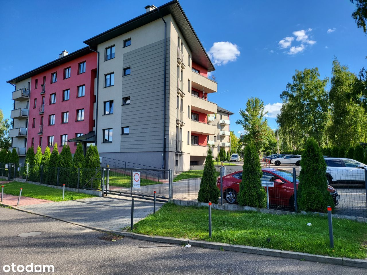 Sprzedam mieszkanie przy Alei Brzozowej-Parkitka