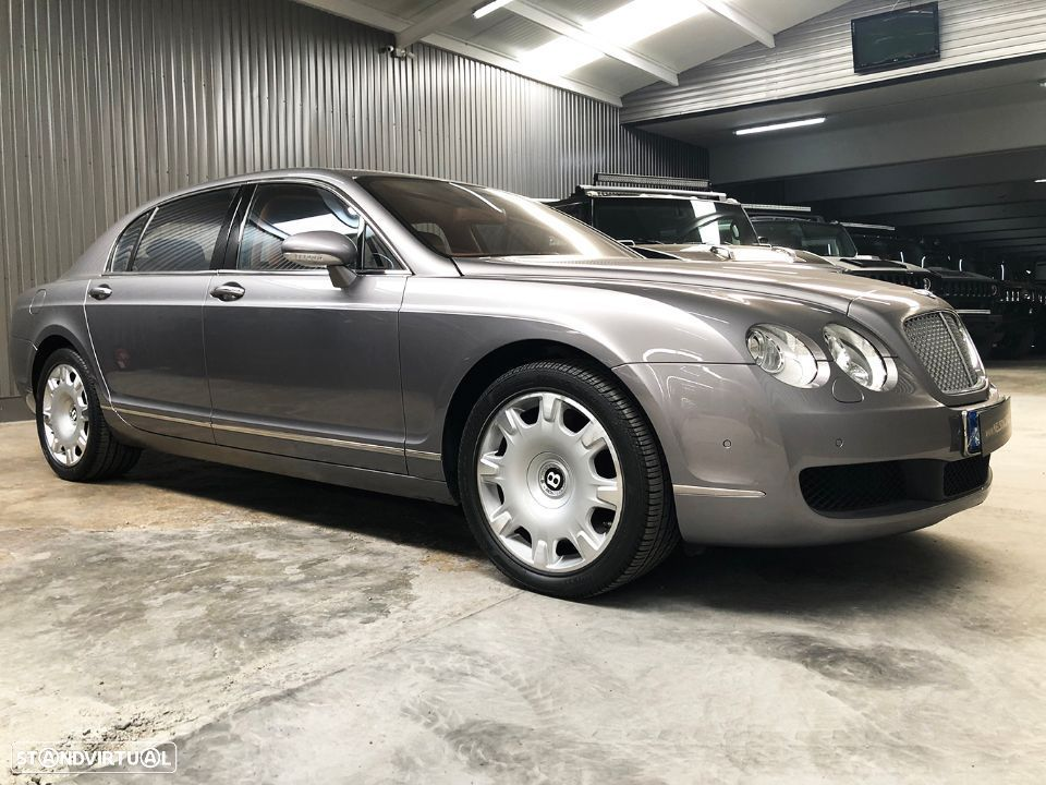 Bentley Continental Flying Spur 5 Lugares 6.0L W12 - 11