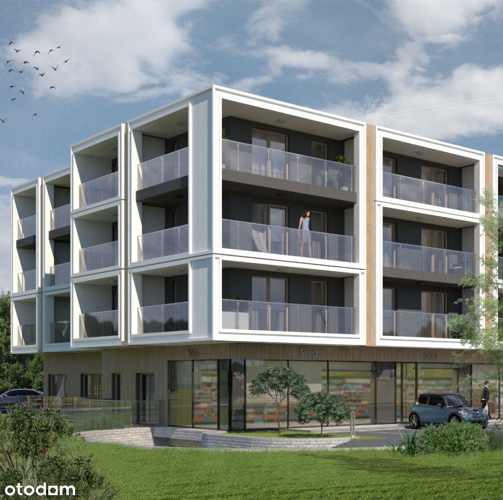 Nowa Dzielnica | Busko-Zdrój | apartament A-M.04