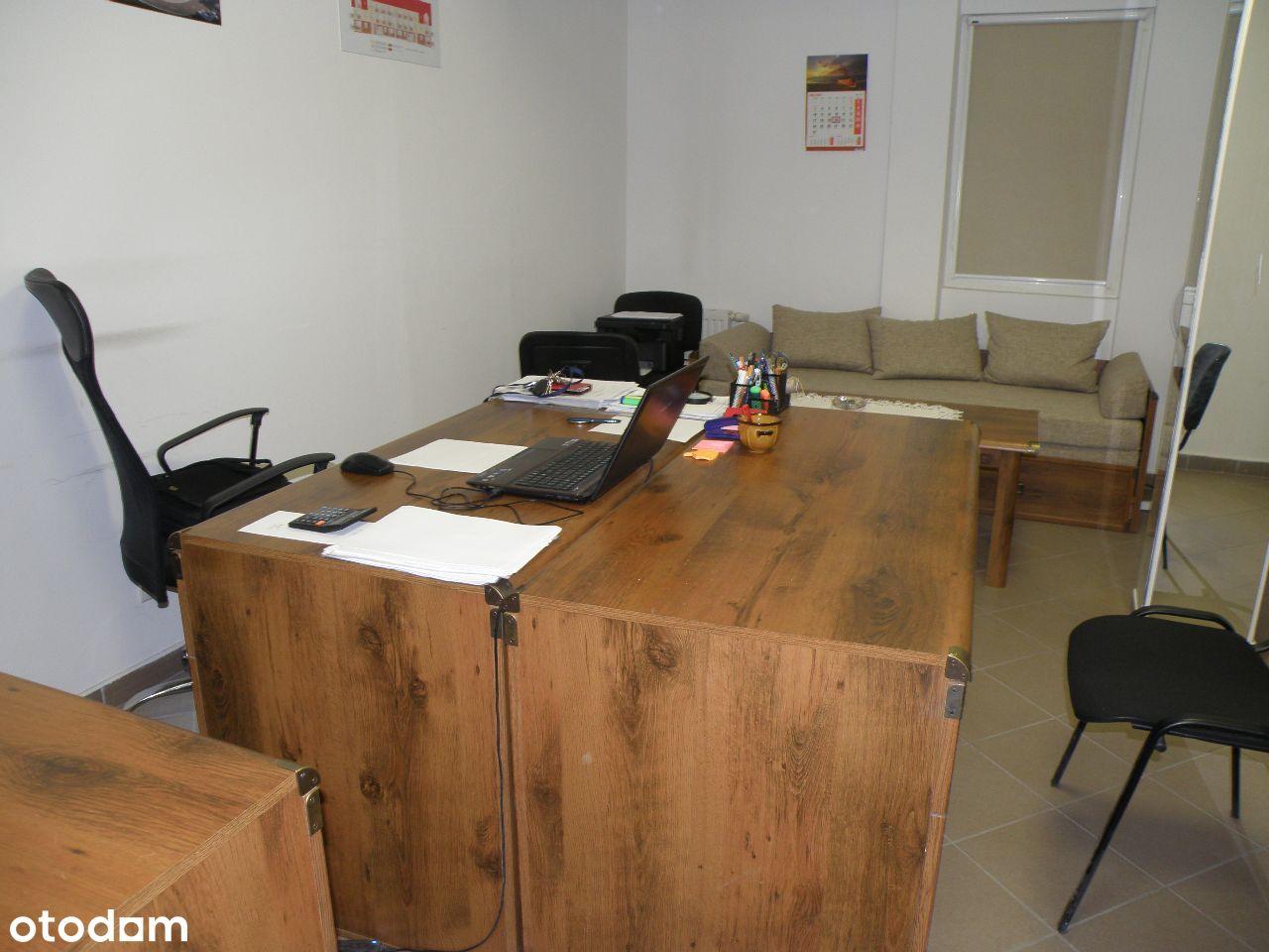 Lokal biurowy z wyposażeniem sprzedam