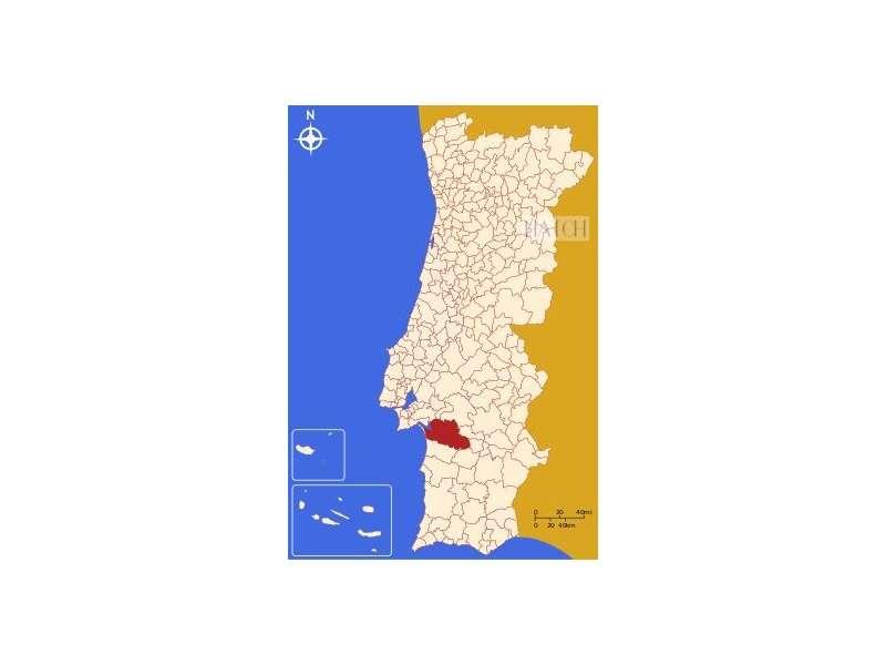 Terreno para comprar, Alcácer do Sal (Santa Maria do Castelo e Santiago) e Santa Susana, Alcácer do Sal, Setúbal - Foto 3