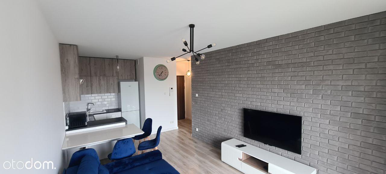 Mieszkanie w Albatross Towers 41m2 piętro 14 WIDOK