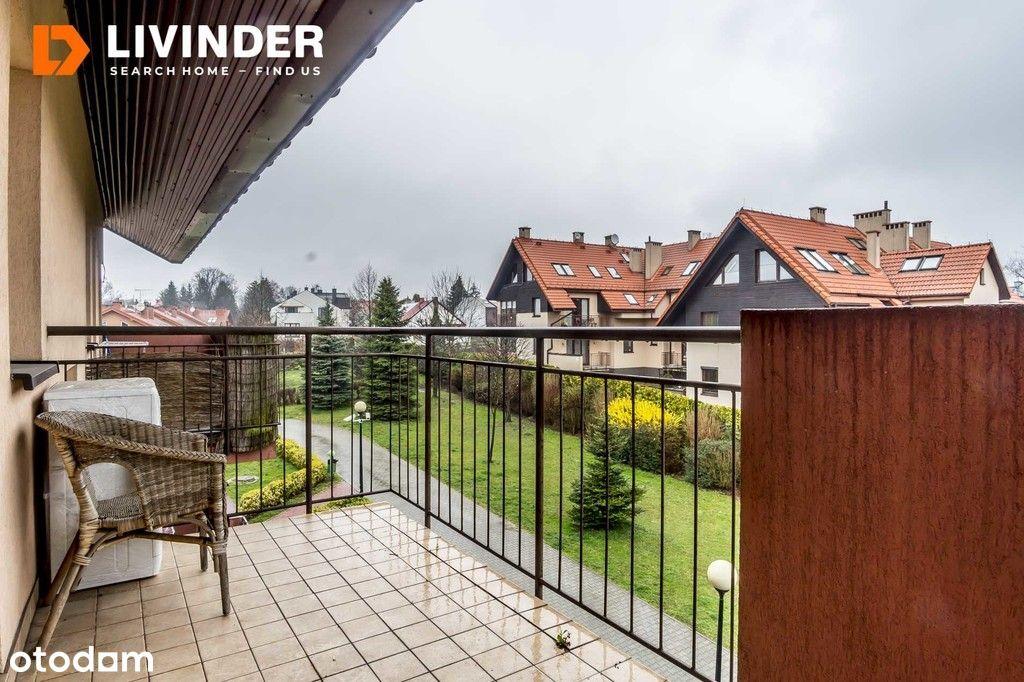 Przestronne M3 + 2 balkony i garaż, Bronowice