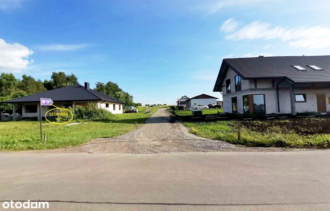 2 działki w Szopinku