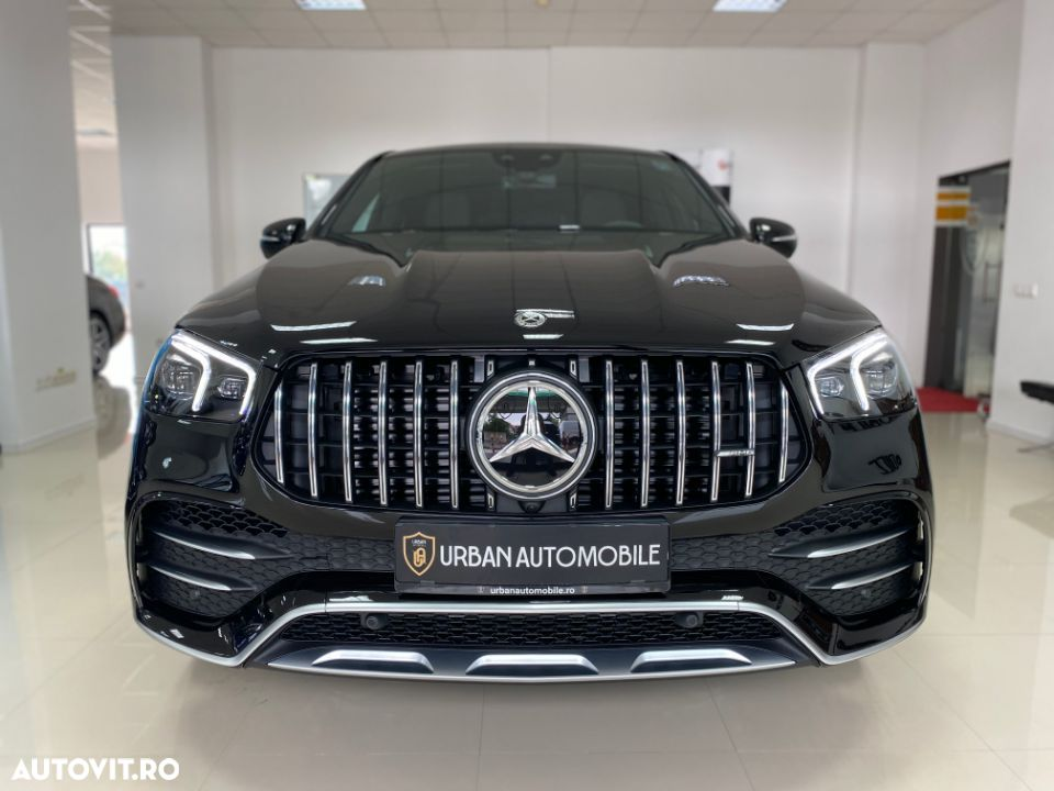 Mercedes-Benz GLE Coupe AMG - 17
