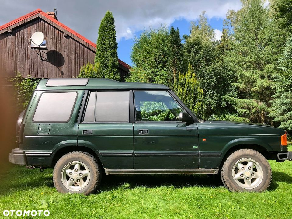 Land Rover Discovery Land Rover Discovery 2.5 83KW Oryginał - 8