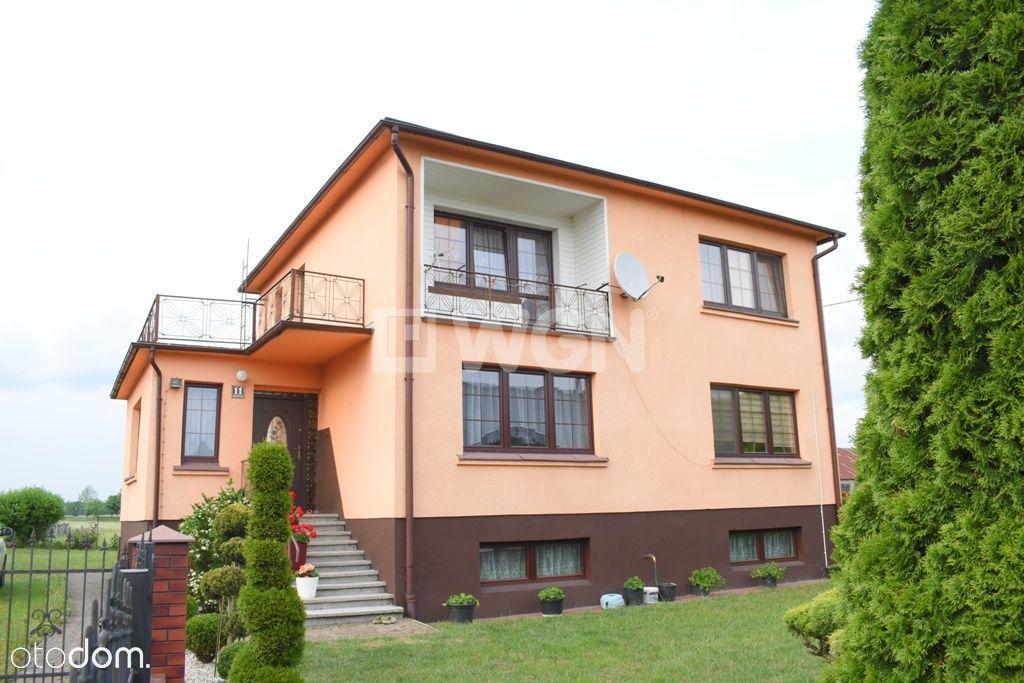 Dom, 170 m², Brudzewek