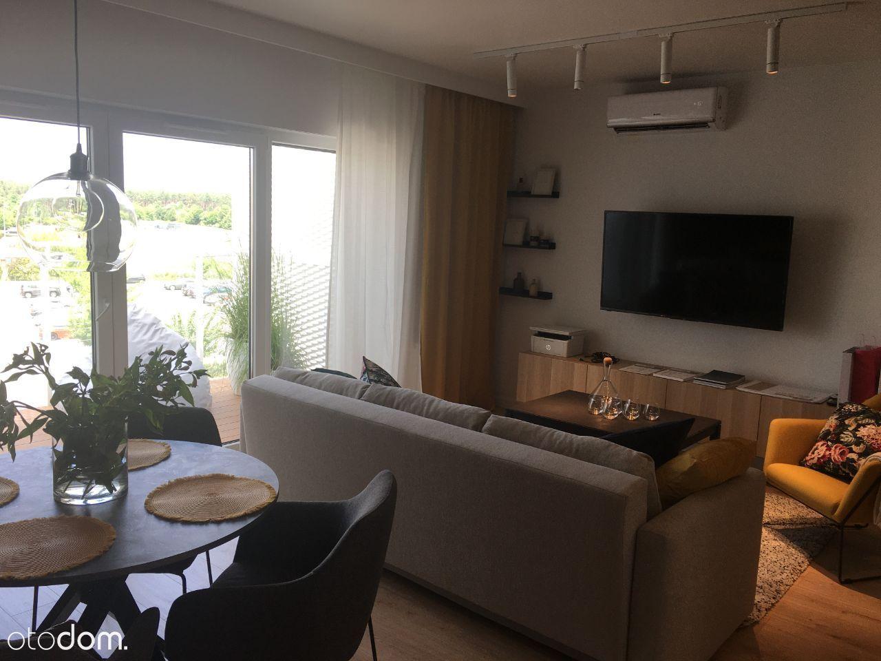Mieszkanie w wysokim standardzie obok Poznania