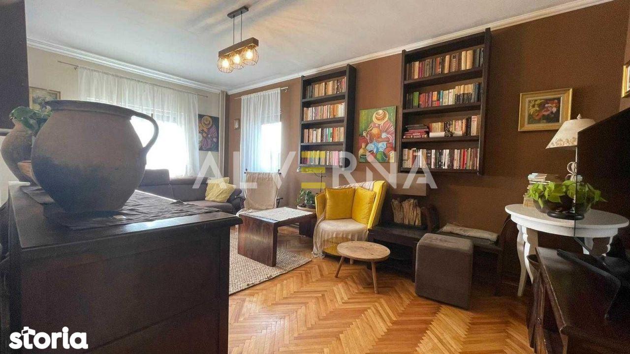 Apartament 4 camere, 79mp, 2 bai, balcon,  parcare, zona Piata Flora