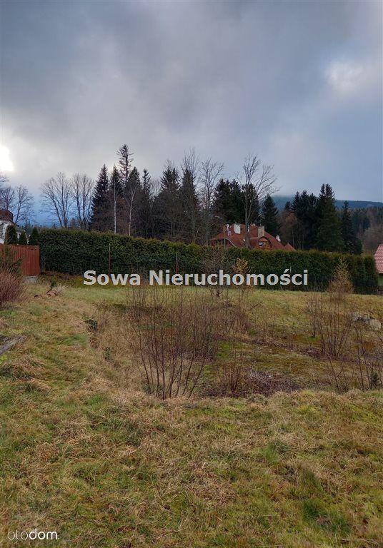 Działka Szklarska P. 1km od Ski Arena Szrenica