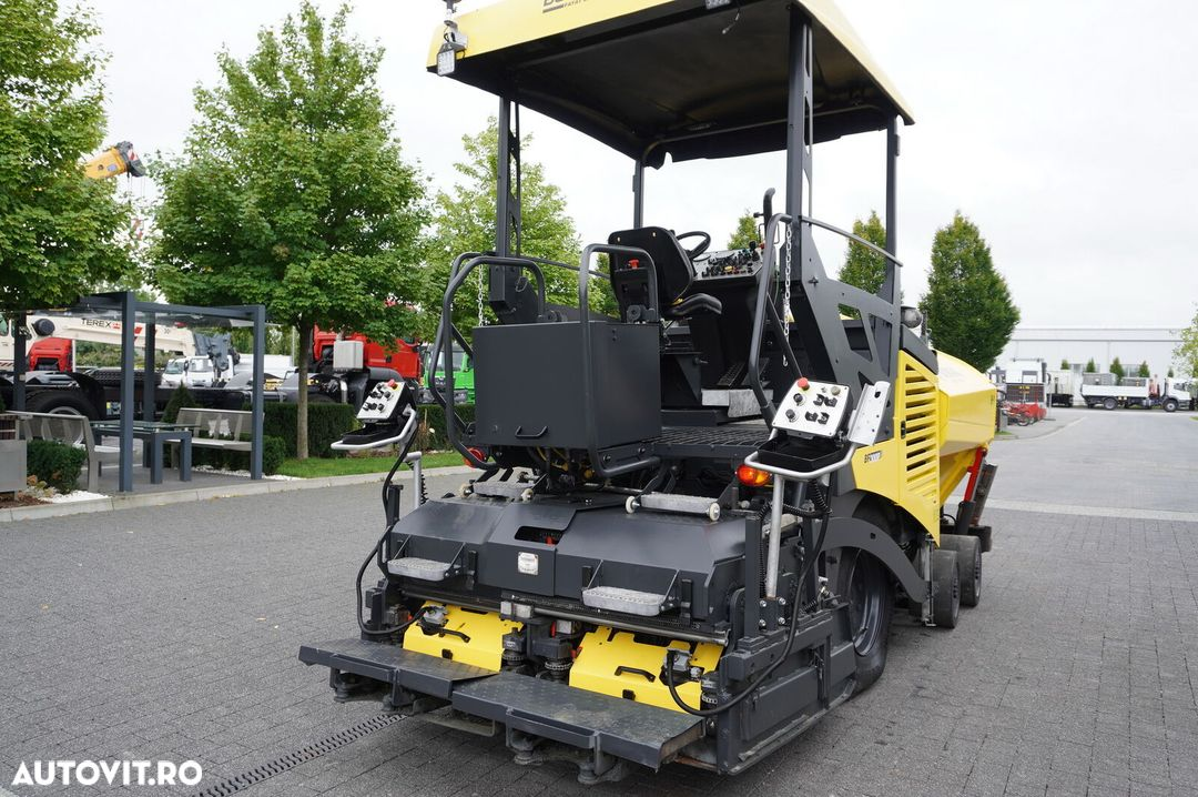 Bomag BF 300P , 6X4 , Work width 3,4 + 0,6m , SideView , auto-greasing - 14