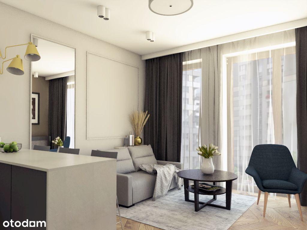 Piękne mieszkanie w centrum biznesowym Warszawy