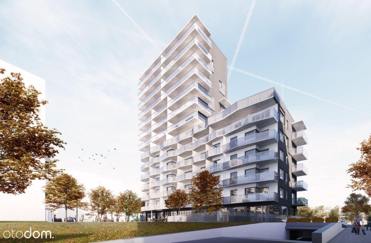 Luksusowe mieszkanie 3 pokojowe z dużym balkonem