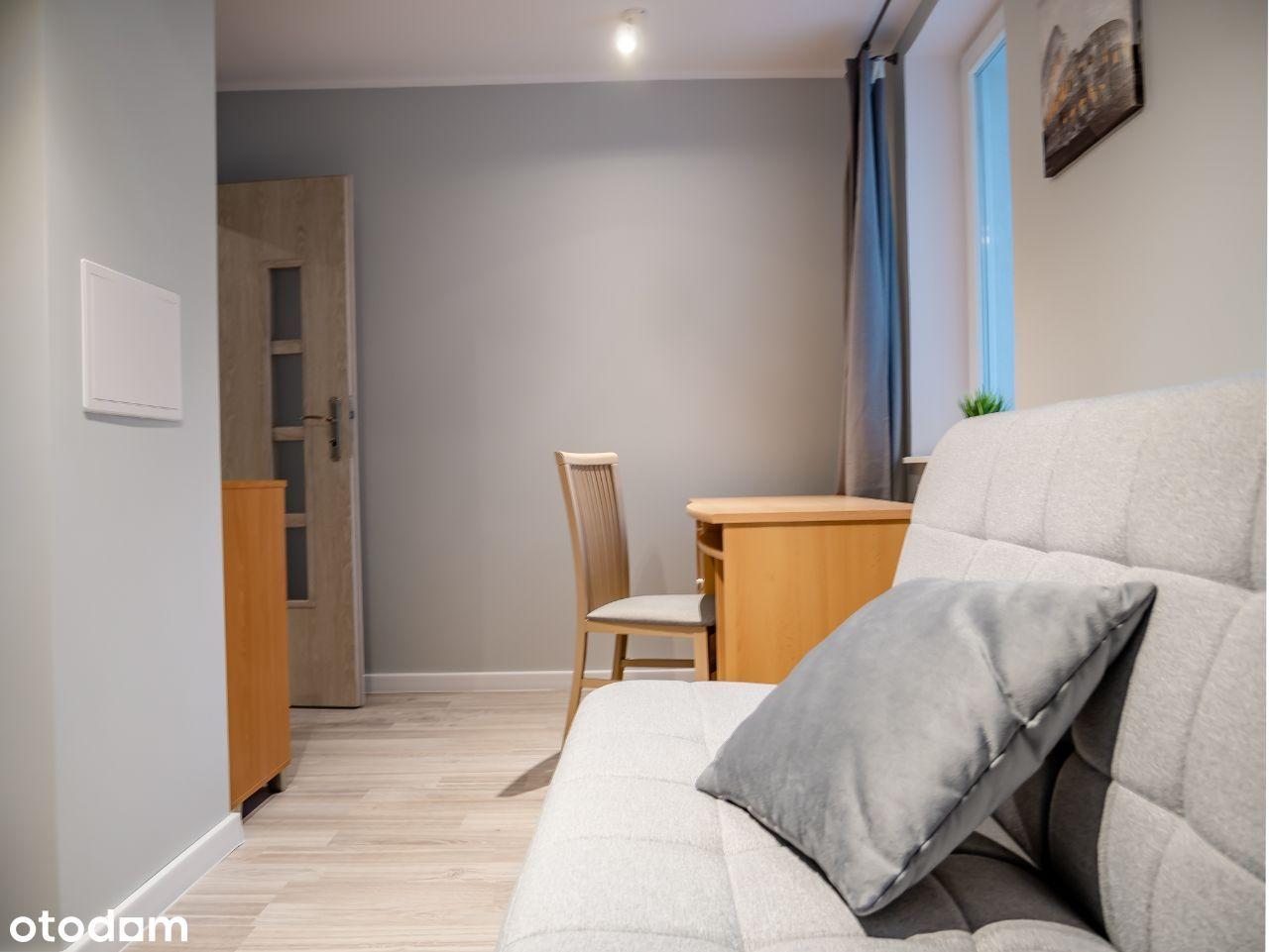 1 Osobowy pokój na Przymorzu - opłaty w cenie