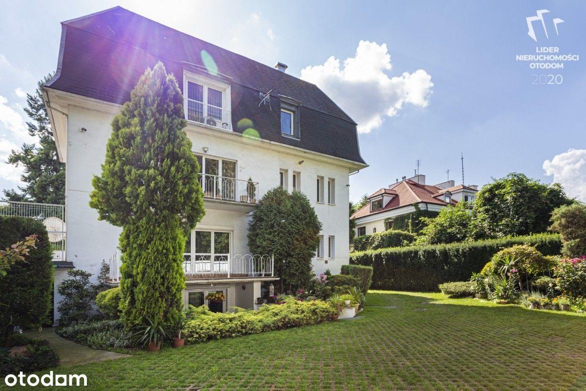 Mieszkanie w kameralnej Willi | 120 m2 |
