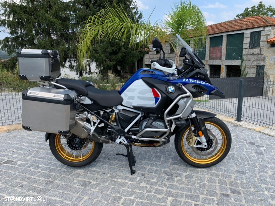 BMW R  R1250 GS ADVENTURE HP Nacional - 14