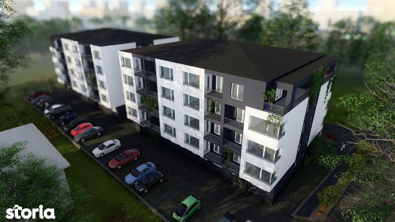 Apartament 2 Camere cu Terasa Comision 0 %, T. Pallady, Bucuresti