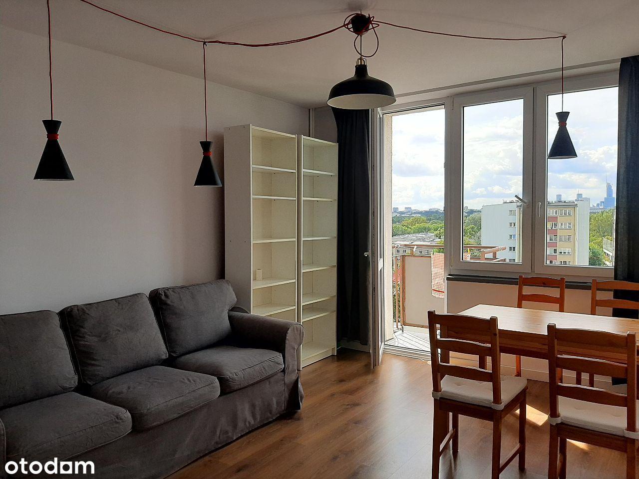 Mieszkanie, 38 m², Warszawa