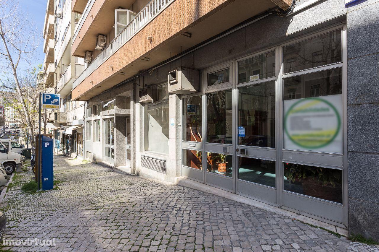 Espaço comercial em Lisboa - Arroios
