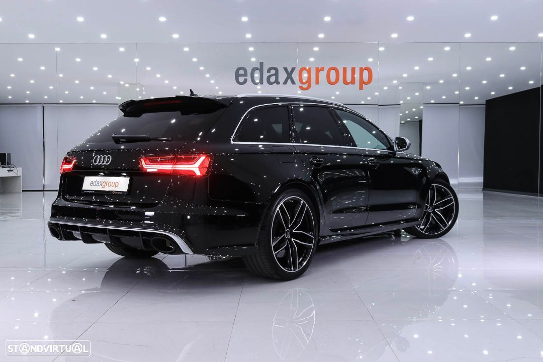 Audi RS6 A 4.0 TFSi Plus quattro Tiptronic - 3
