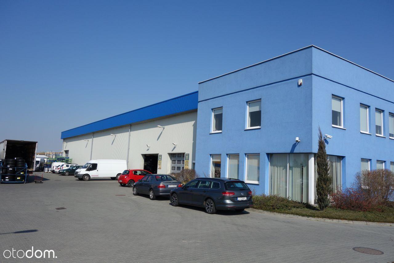Hala magazynowa 2136m2 z działką 5800m2 Lublin